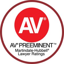 AV Preeminent Rated Attorney Bernard Walsh