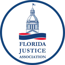 Florida Justice Association Member and Board of Governors Memeber Bernard Walsh